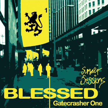 A Hole Productions - Artwork and Design - Gatecrasher - Blessed Summer